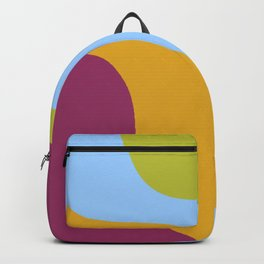 Determined Women Vibing Backpack