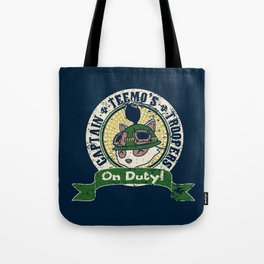 On Duty!! Tote Bag