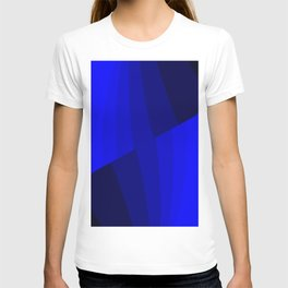 Just Blue #decor #society6 T-shirt