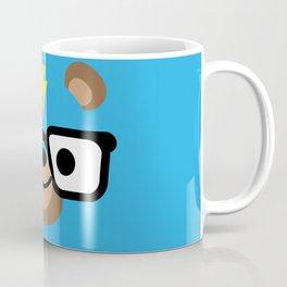 Wrestling Academy Mumu Coffee Mug