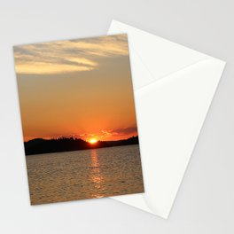 Sunset Point Stationery Cards