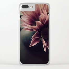 Sunday afternoon rose Clear iPhone Case