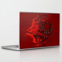 werewolf Laptop & iPad Skins featuring Werewolf by Kivapo