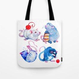 Sweet Rats Tote Bag