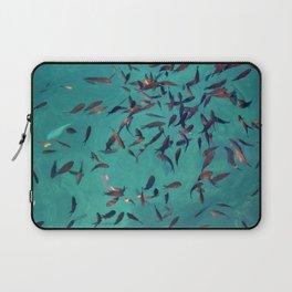 gone fishing Laptop Sleeve