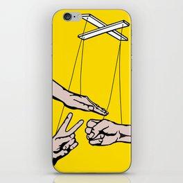 Rock, Paper, Scissors iPhone Skin
