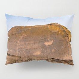 Desert Rock Art - Petroglyphs - IIa Pillow Sham