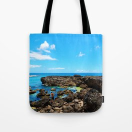 Turtle Bay Tote Bag