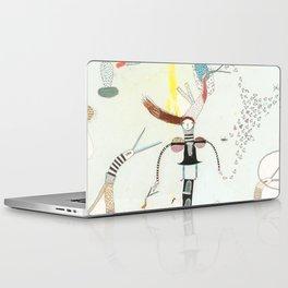 Desire creates the power. Laptop & iPad Skin