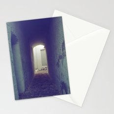Light at the end of the tunnel II Stationery Cards