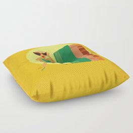 So soft you'll swear it's from CloudNine! Floor Pillow