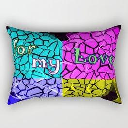 Heartfelt Rectangular Pillow