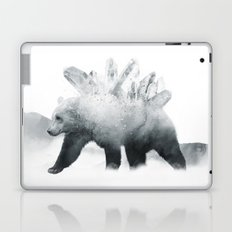Crystal Bear Laptop & iPad Skin