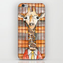 Willoughby  iPhone Skin
