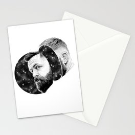 Amos - The Expanse Stationery Cards