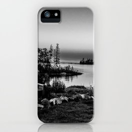A Little Bit of Lake Superior iPhone Case