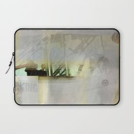 Transformative Space Revisited Laptop Sleeve