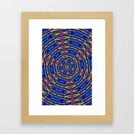 Wowser Framed Art Print