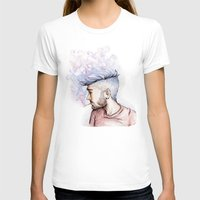 zayn T-shirts featuring Smokey Zayn by Aki-anyway