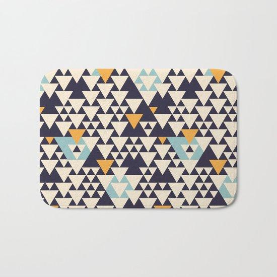Pattern # 2 Bath Mat