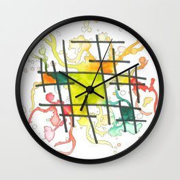 No. 2: Tife Wall Clock