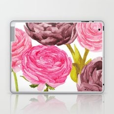 Ranunculus + Peonies Laptop & iPad Skin