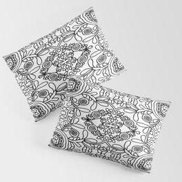 fantasy garden Pillow Sham