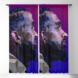 Nipsey Hussle Blackout Curtain