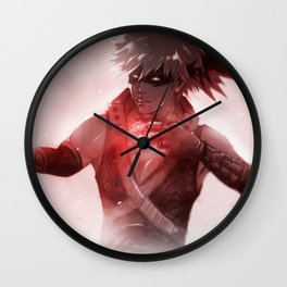 Feelin' Invincible | Katsuki Bakugou Wall Clock