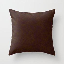Textured Bronze Throw Pillow