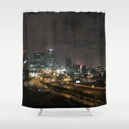 East London Shower Curtain