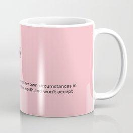 Girlboss definition Coffee Mug