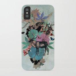 De Natura iPhone Case