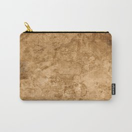 Trainstation; Vintage Old School Texture Series Carry-All Pouch