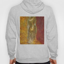 womanJapanese painting Hoody
