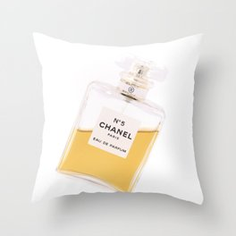 Design and Fragrance Throw Pillow