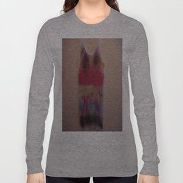 Rainbow-Spray Graffiti Art Print. Long Sleeve T-shirt