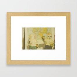 Guys Framed Art Print