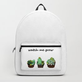 little green cactuses ( https://society6.com/totalflora/collection ) Backpack