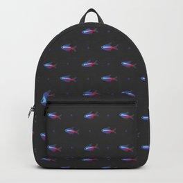 Cardinal tetra Backpack