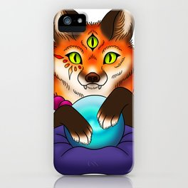All-Seeing iPhone Case