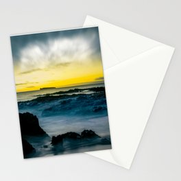 The Infinite Spirit Tranquil Island Of Twilight Maui Hawaii Stationery Cards