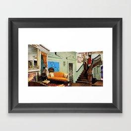 Grand Tour Framed Art Print