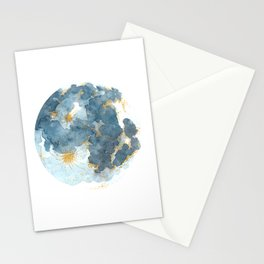 Ravenclaw Moon Stationery Cards