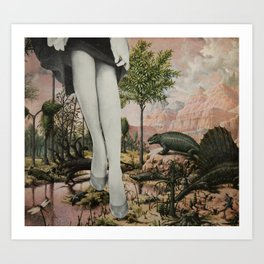 EXTINCTION || Art Print