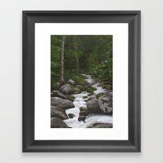 Waterville #3 Framed Art Print