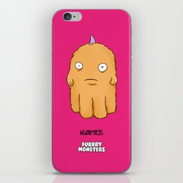 Whimpylegs iPhone Skin