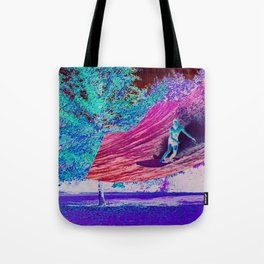 Conversation with Nature Tote Bag