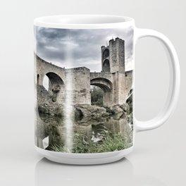 The Bridge of Besalu Coffee Mug