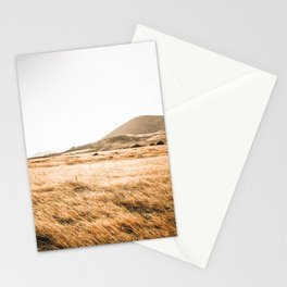 Lanzarote meadows Stationery Cards